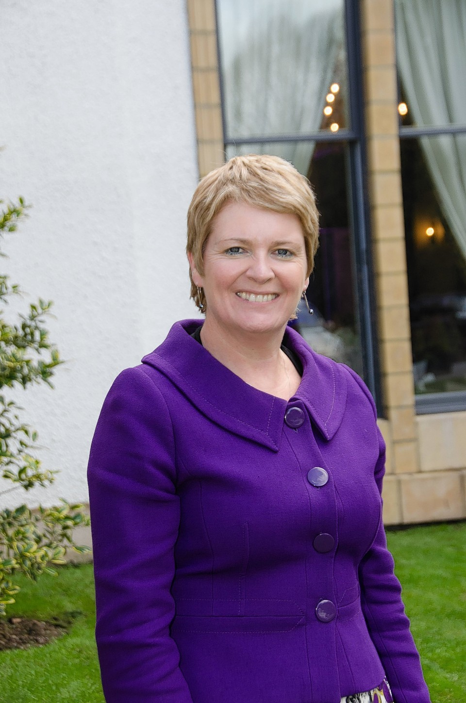 Edel Harris is the new President at Aberdeen Chamber