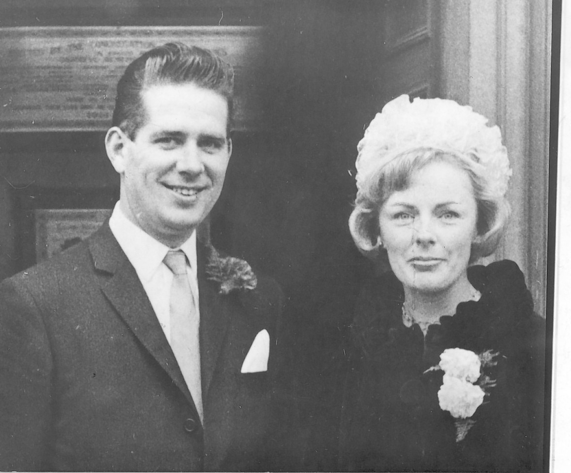 Max and Sheila Garvie.