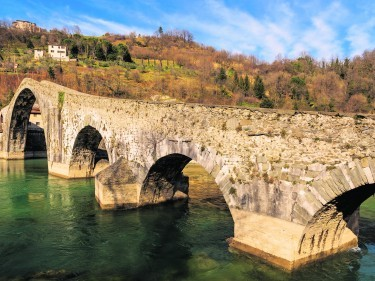Ponte del Diavolo (The Devil's Bridge)