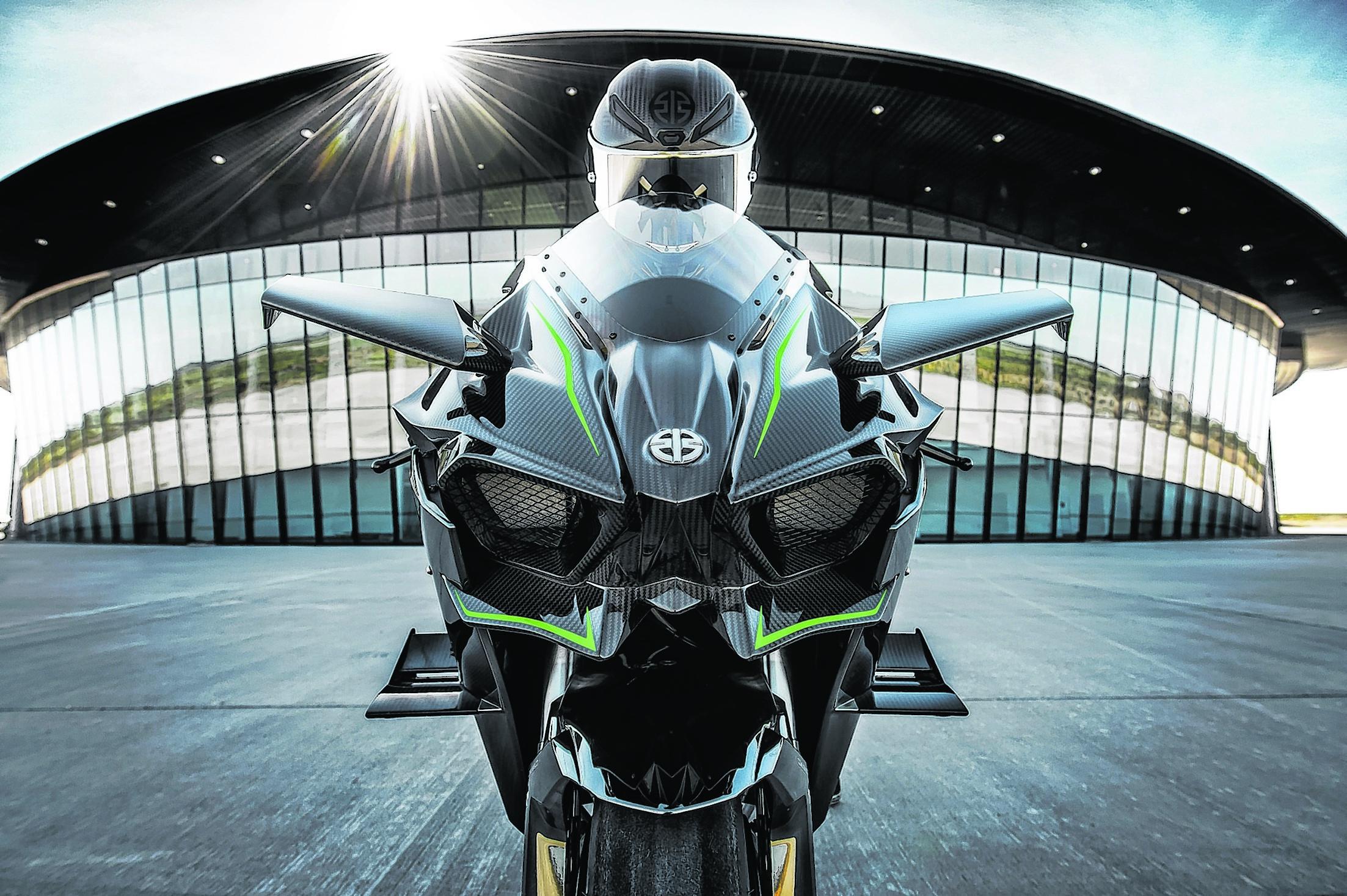 2015 Kawasaki Ninja H2R (H2 R)