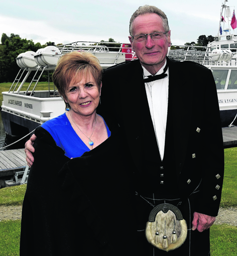 Lyn and Donald Forbes