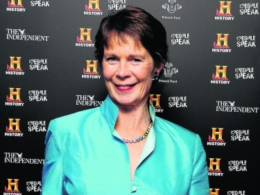 Celia Imrie will appear at the Melrose Book Festival