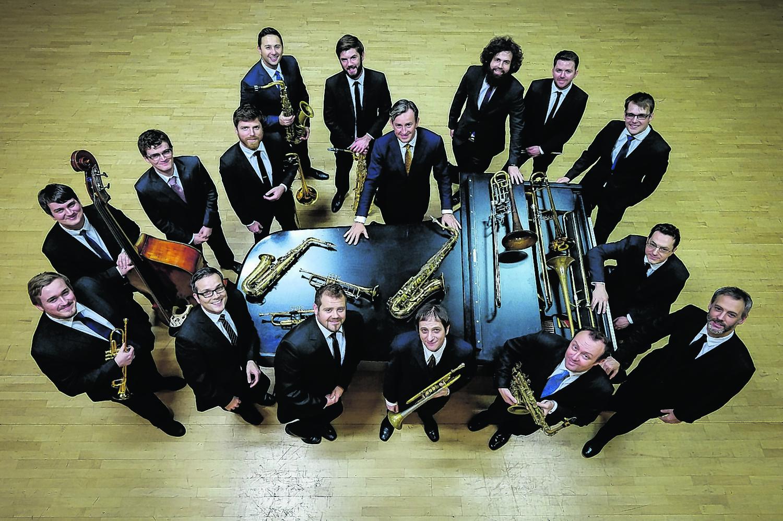 The Scottish National Jazz Orchestra