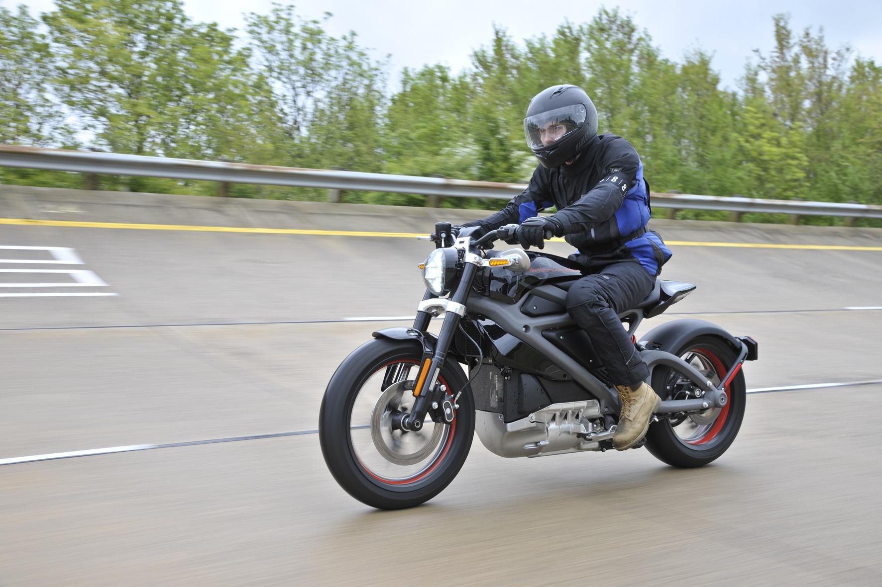 2015 Harley-Davidson Project Livewire