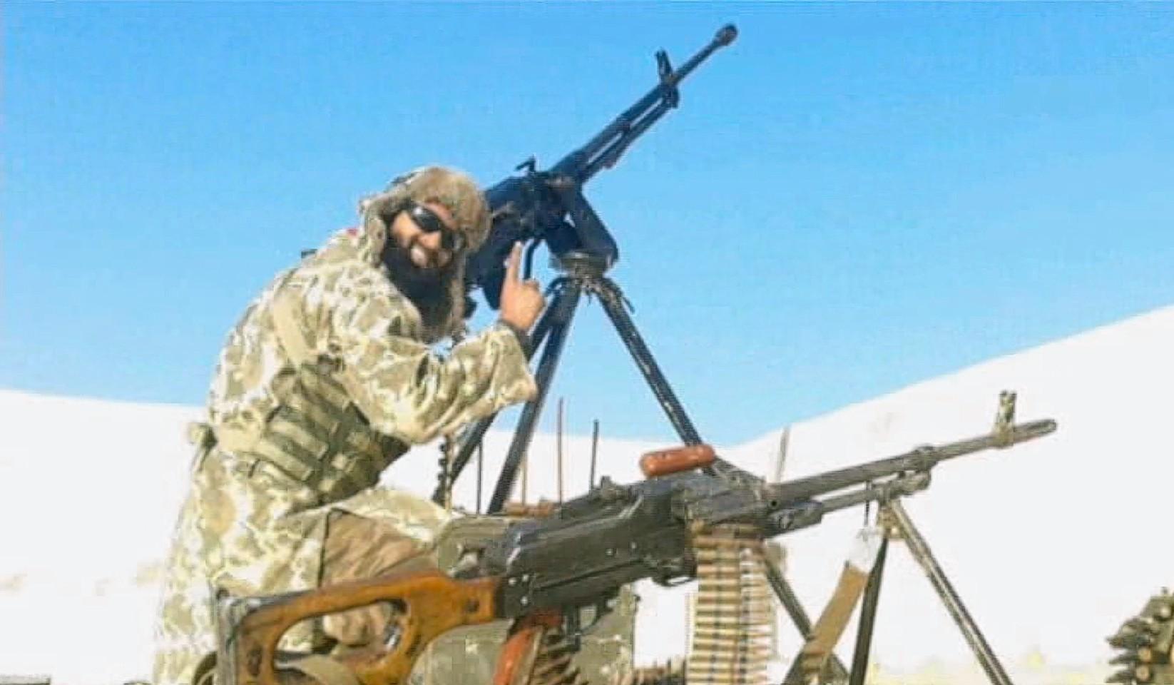 Aberdeen jihadist in ISIS recruitment video, Abdul Rakib Amin