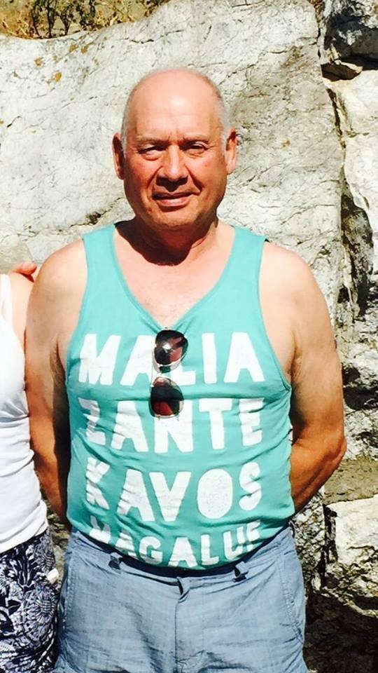 Missing man Alistair Duncan