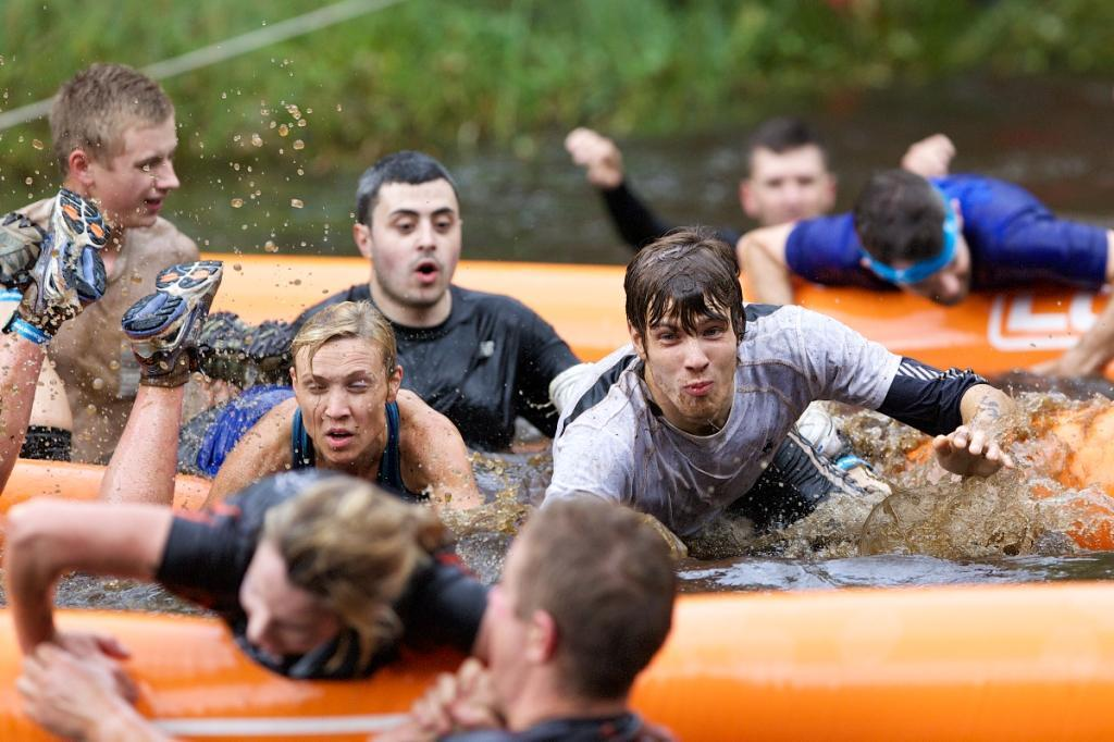 Pictures of the Banchory Beast Race, Picture: Paul Campbell Photography.