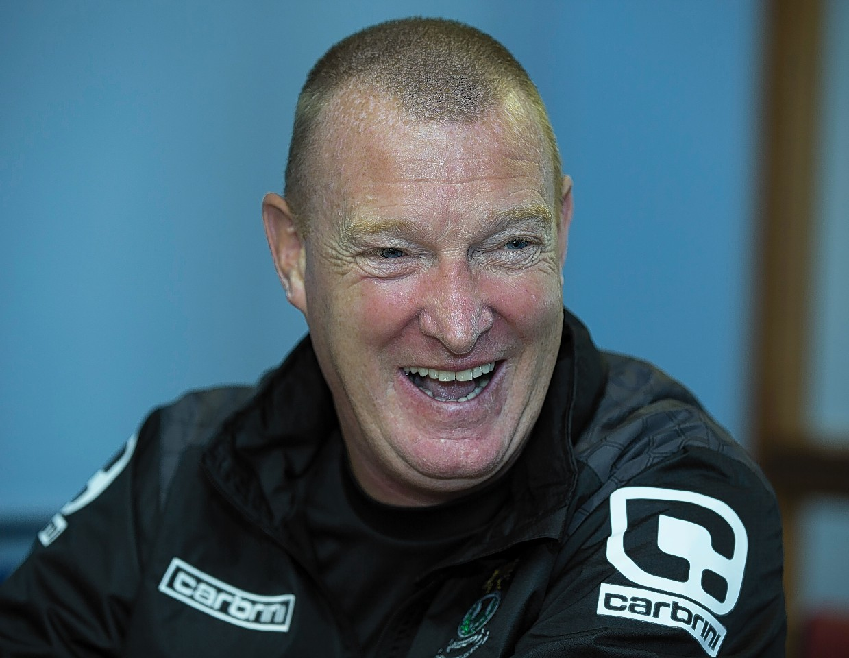 Former Caley Thistle assistant manager Brian Rice.