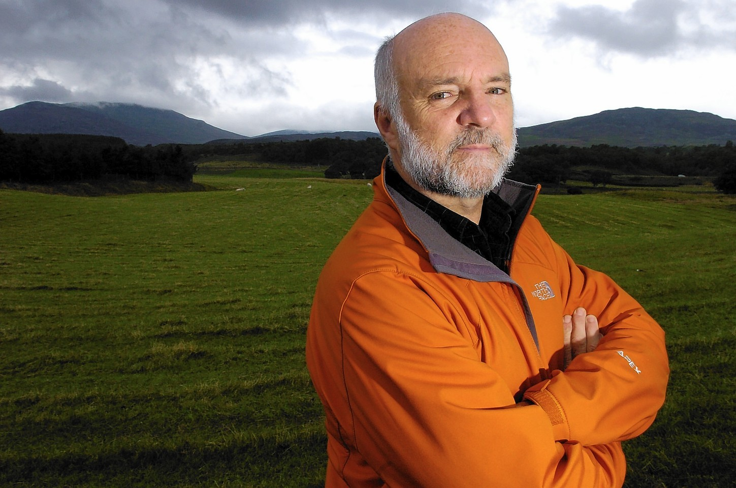 Broadcaster and writer Cameron McNeish