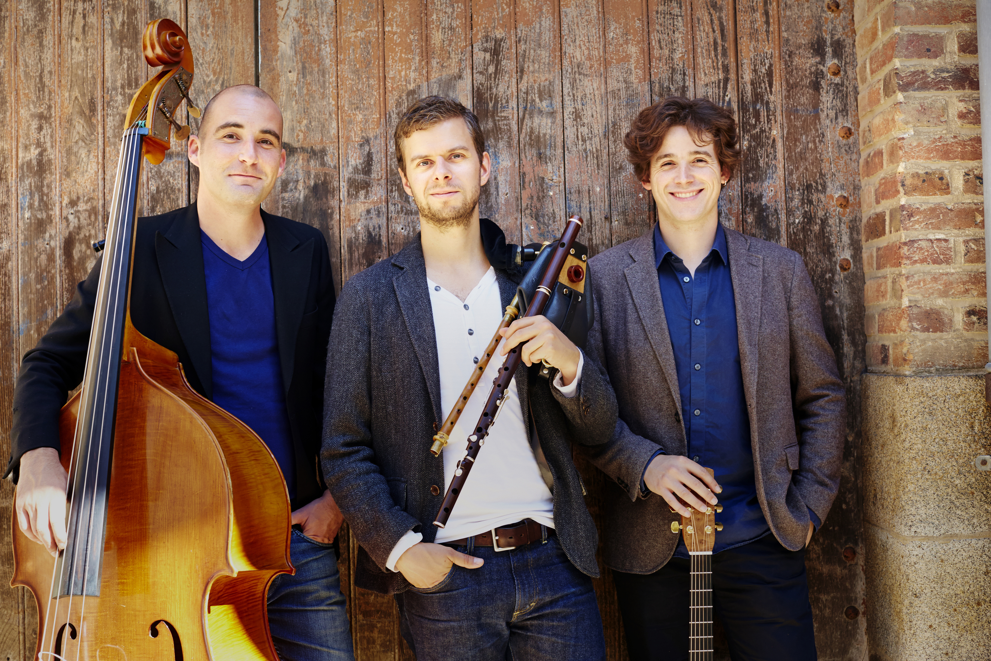 The Calum Stewart Trio are one of a number of acts playing