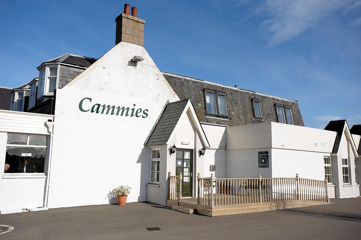 Cammies restaurant