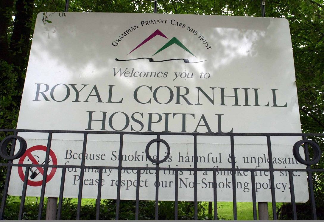 Cornhill Hospital
