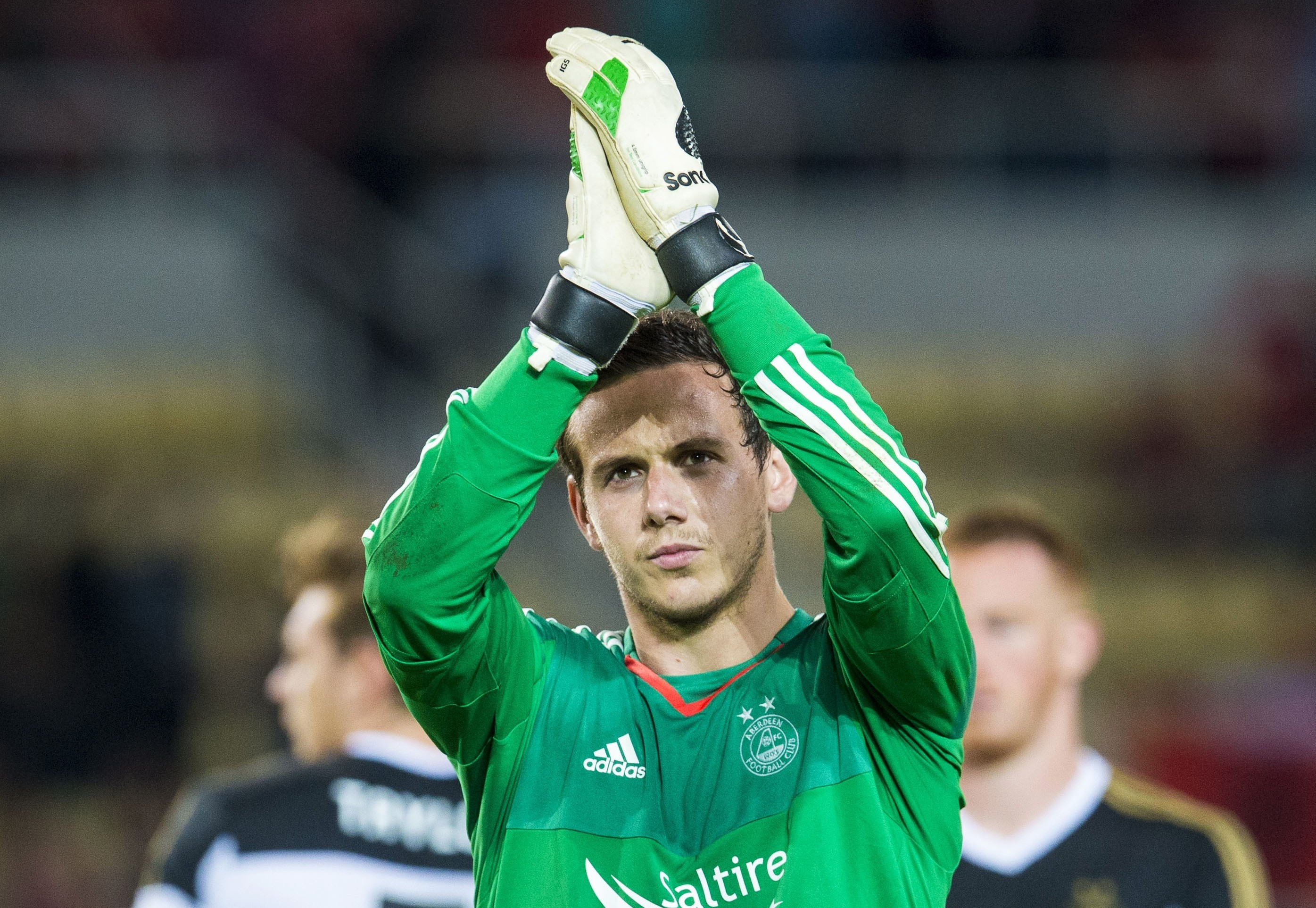 Danny Ward proved to be an inspired signing