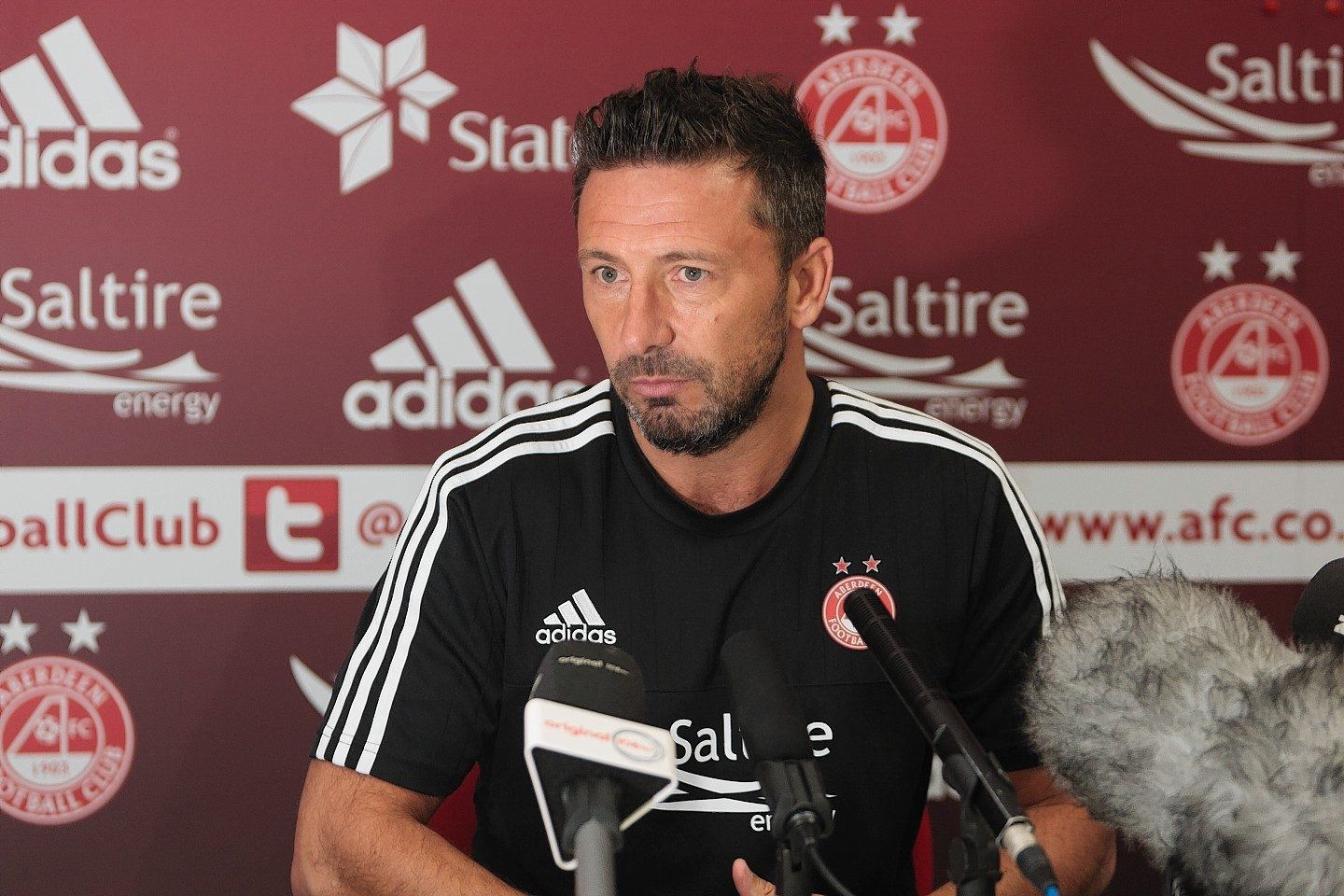 McInnes looking ahead to the match