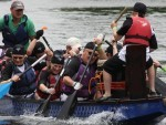 Dragon boats will take to the Dee