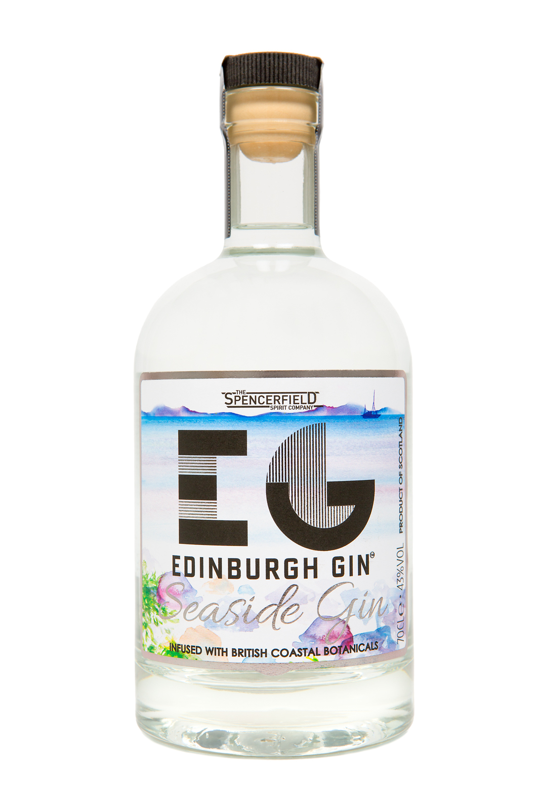 Edinburgh Seaside gin