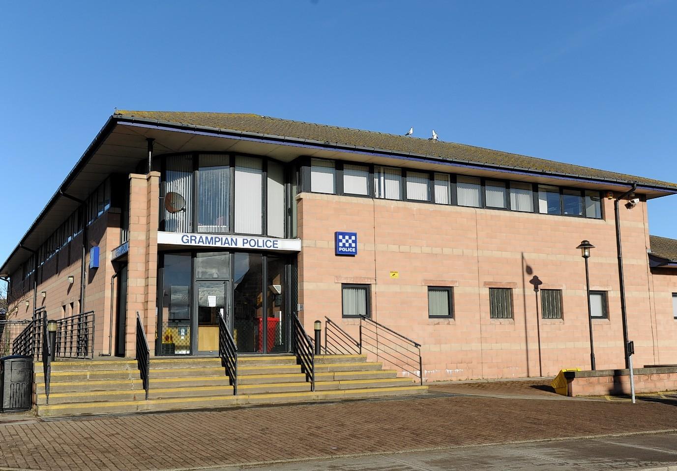 Fraserburgh Police Station