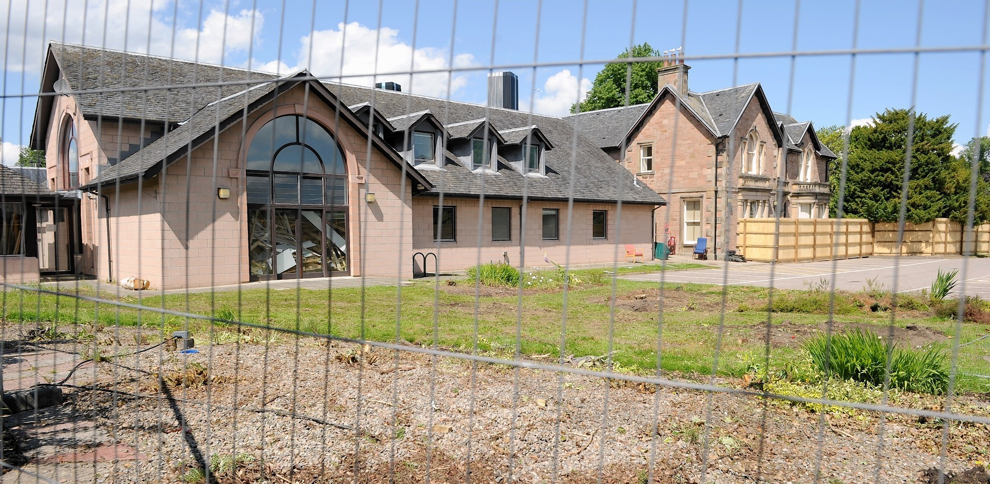 The Highland Hospice in Inverness