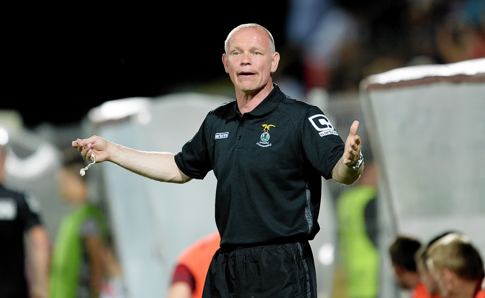 John Hughes is set to leave his position as Caley Thistle boss