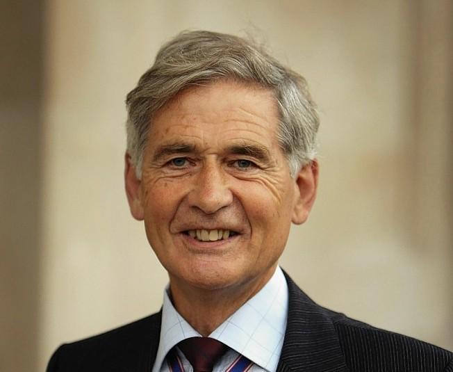 Former policeman Jim Beaton