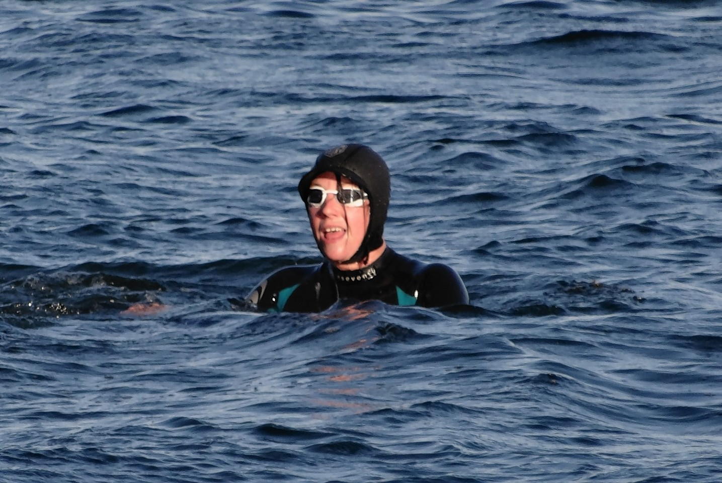 The St Kilda swim has had to be postponed for a third time this year