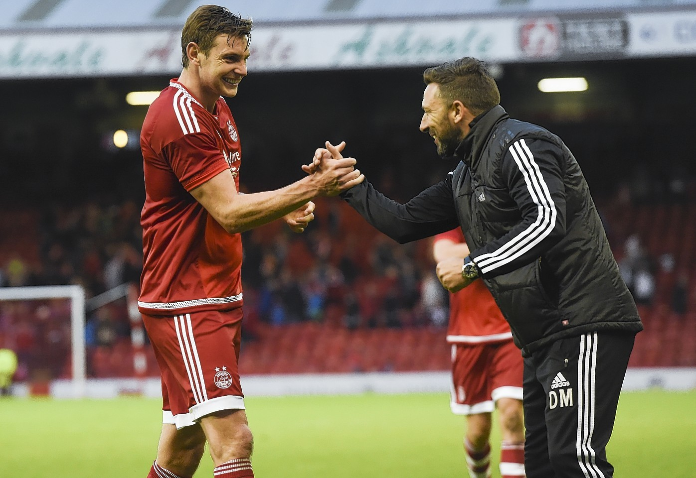 McInnes isn't going anywhere