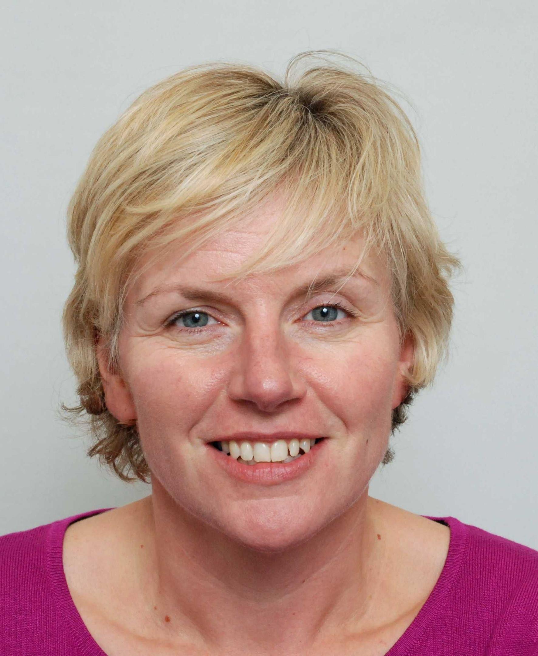 Lizbeth Paul is the new head teacher at Kemnay Academy