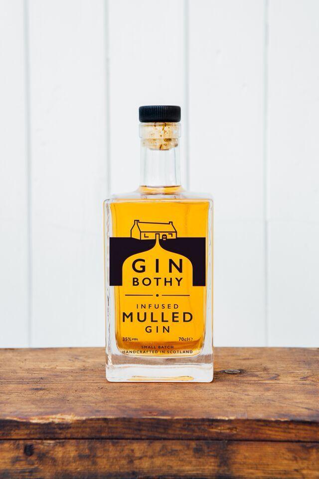 Mulled Gin Bothy