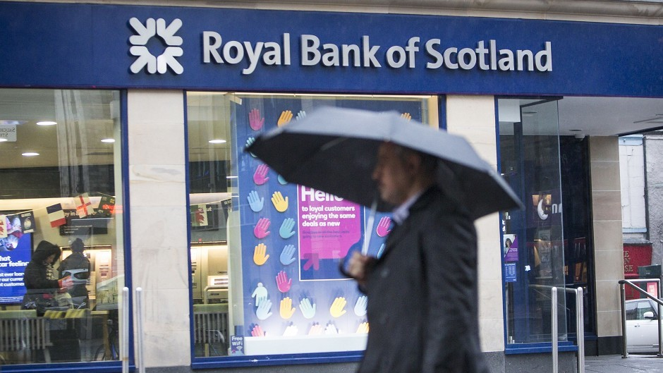 RBS branches are to close