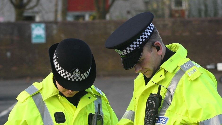 Police officers have launched a crackdown
