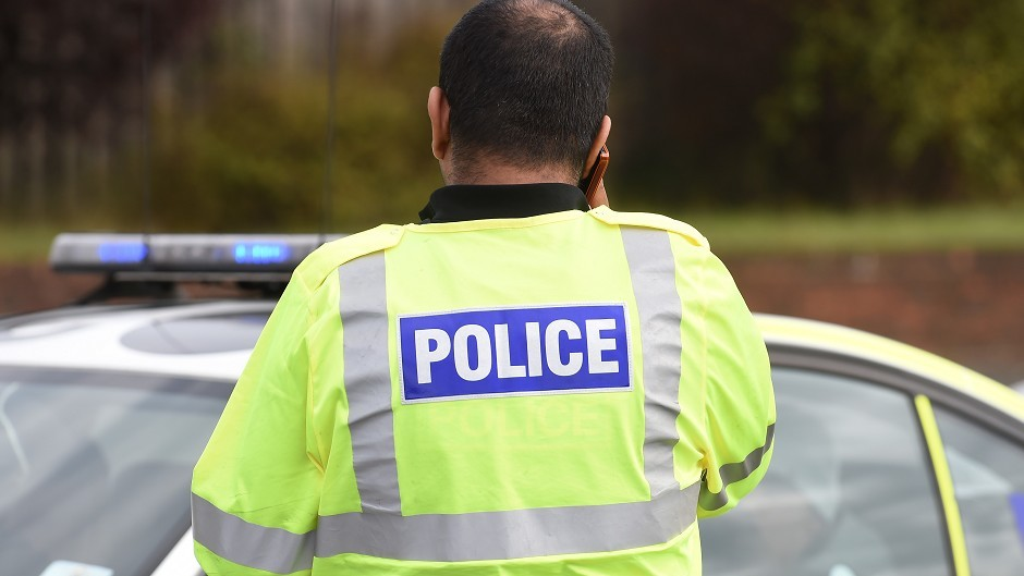 Police have attended two accidents in Highlands