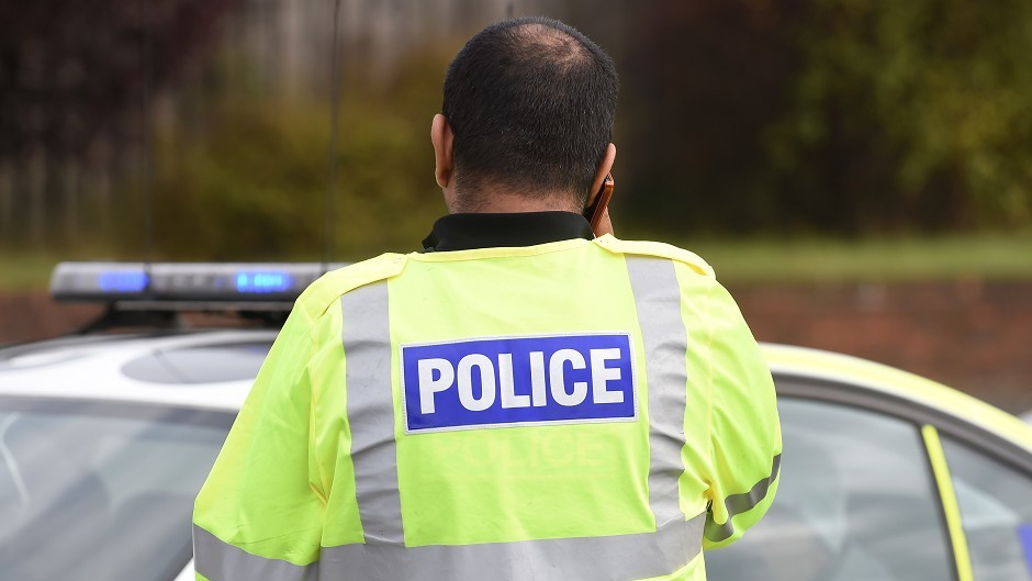 Police are investigating the incidents in Kemnay and Kintore
