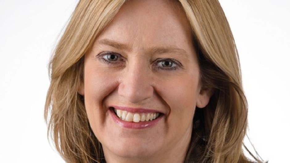 Energy and Climate Change Secretary Amber Rudd