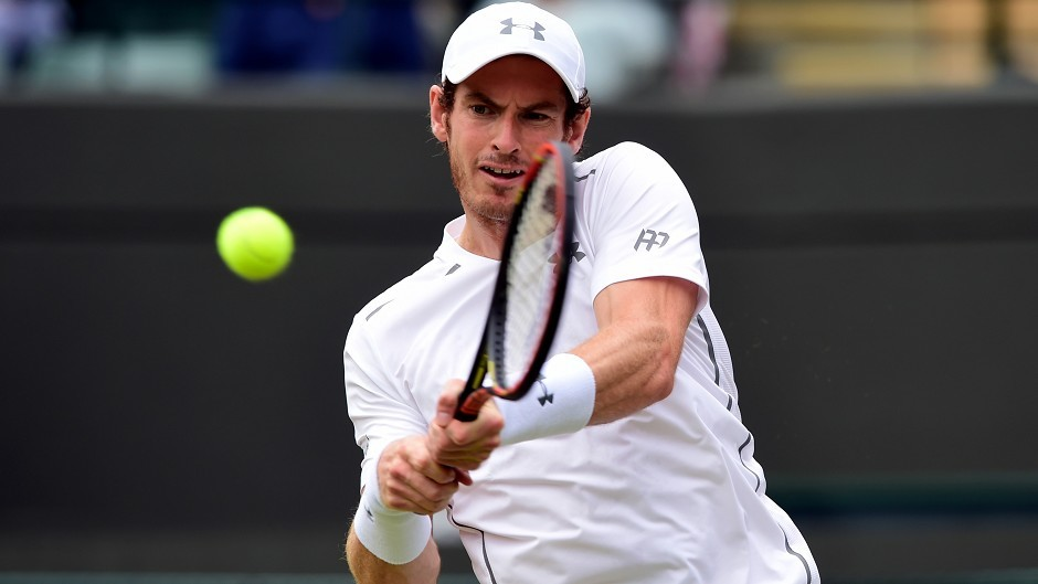 Andy Murray has progressed into the third round