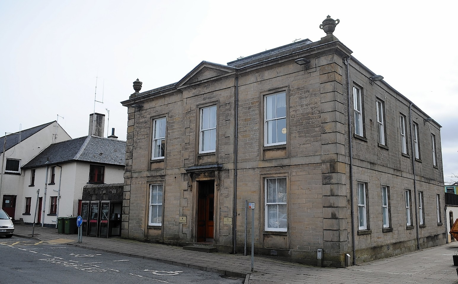 Portree Sheriff Court