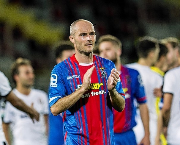 Caley Thistle defender D