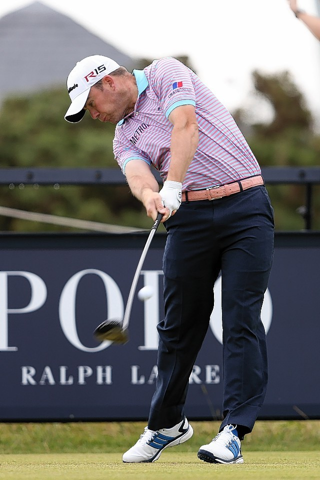 """Ramsay felt his performance at St Andrews was """"depressing"""". Photo  by David Davies/PA Wire."""