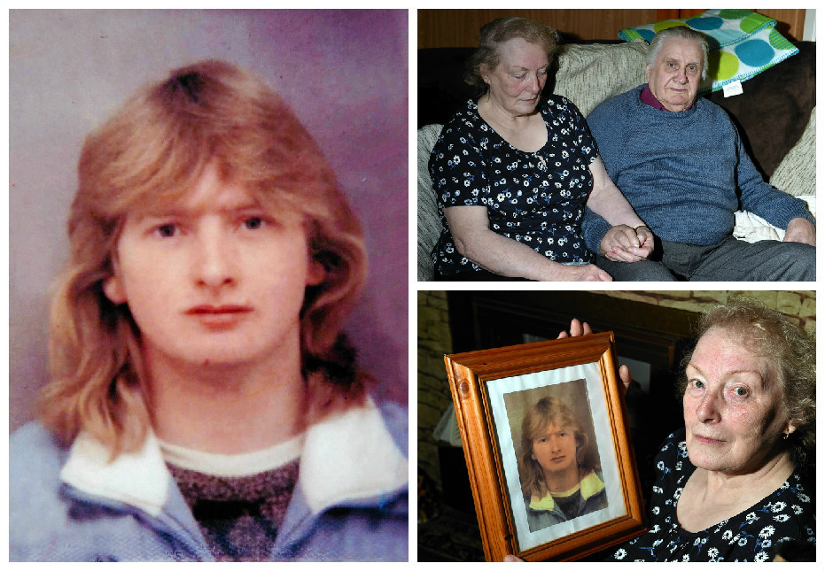 Neil's mother Margaret Riddel from Keith has been campaigning for a re-investigation into the cause of Neil's death