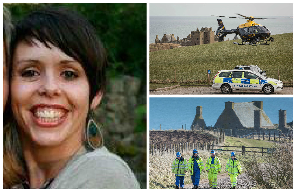 Search and rescue teams spent weeks looking for Shona Johnston