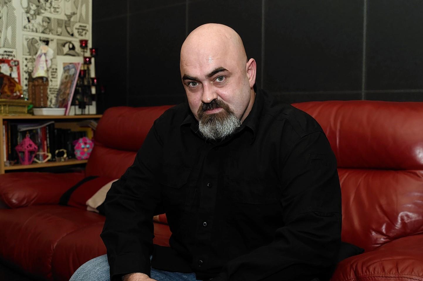 Charlie Reid, Shaun Ritchie's dad