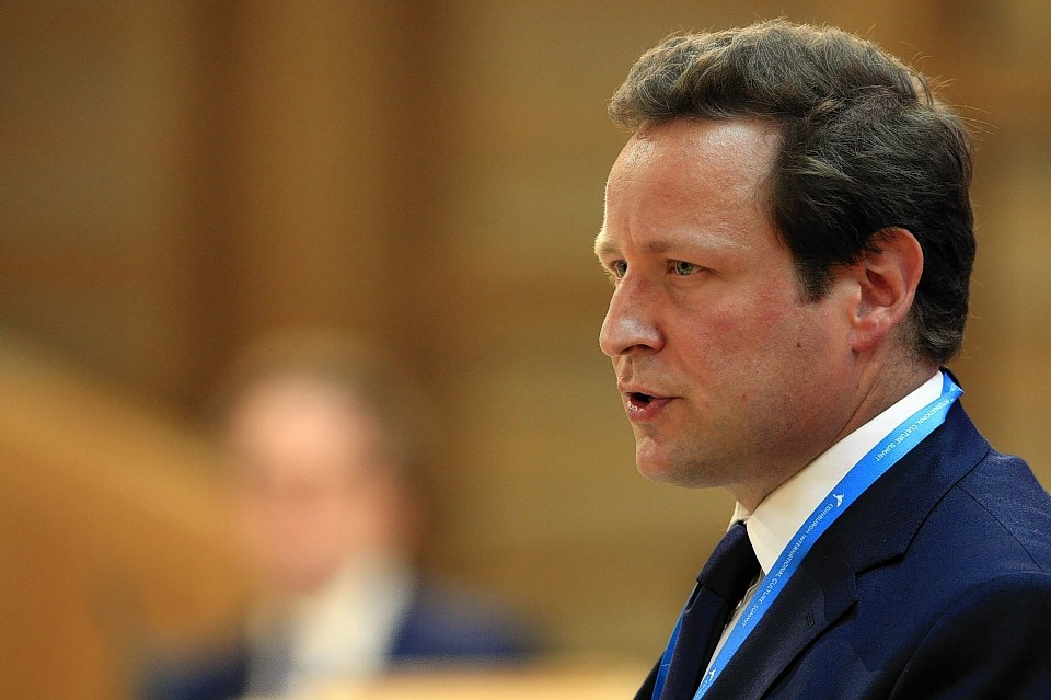 Ed Vaizey MP, Minister for Culture, Communications and the Creative Industries