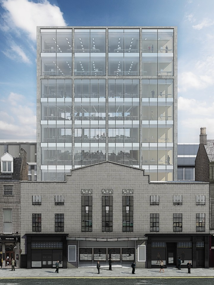Knights Capitol development in Aberdeen