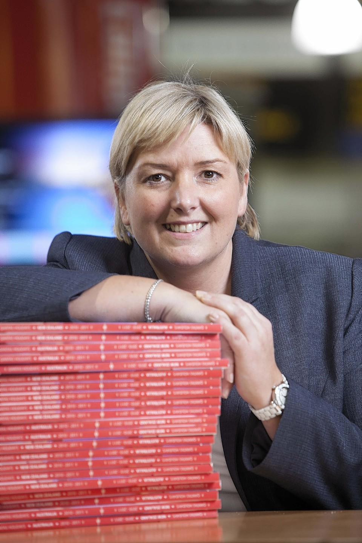 Barrhead Travel CEO Sharon Munro