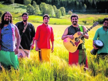 India's biggest musical export Raghu Dixit will play Heb Celt. Photo:  Daisy Costello
