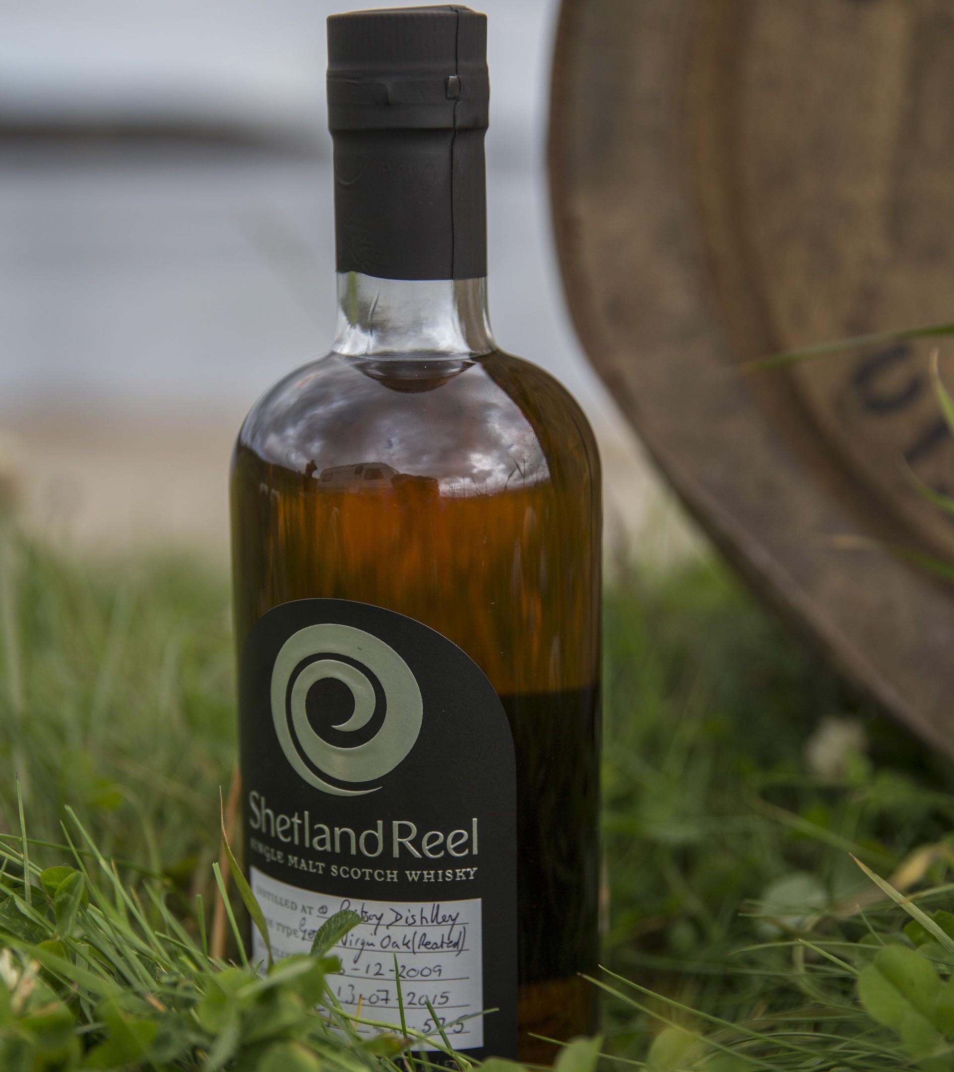 Shetland Reel single malt
