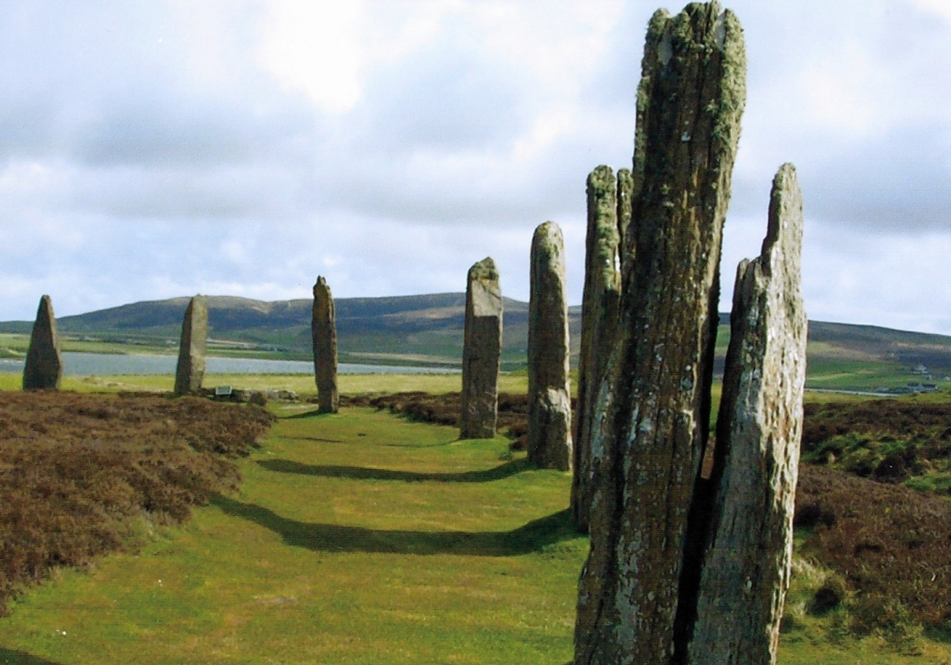 The Ring of Brodgar in Orkney. Picture submitted by Jack Stevenson