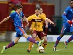 Caley Thistle v Motherwell kicks off at 3pm this afternoon