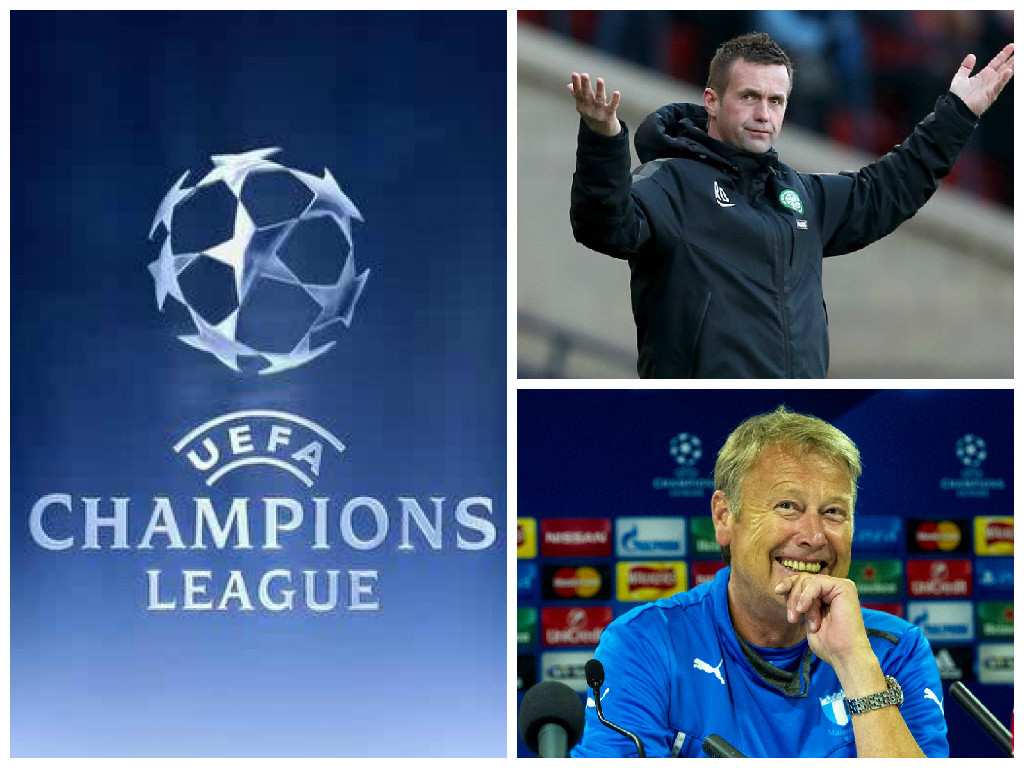 Celtic face Malmo in the final Champions League qualifier tonight