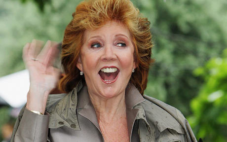 Cilla Black has died