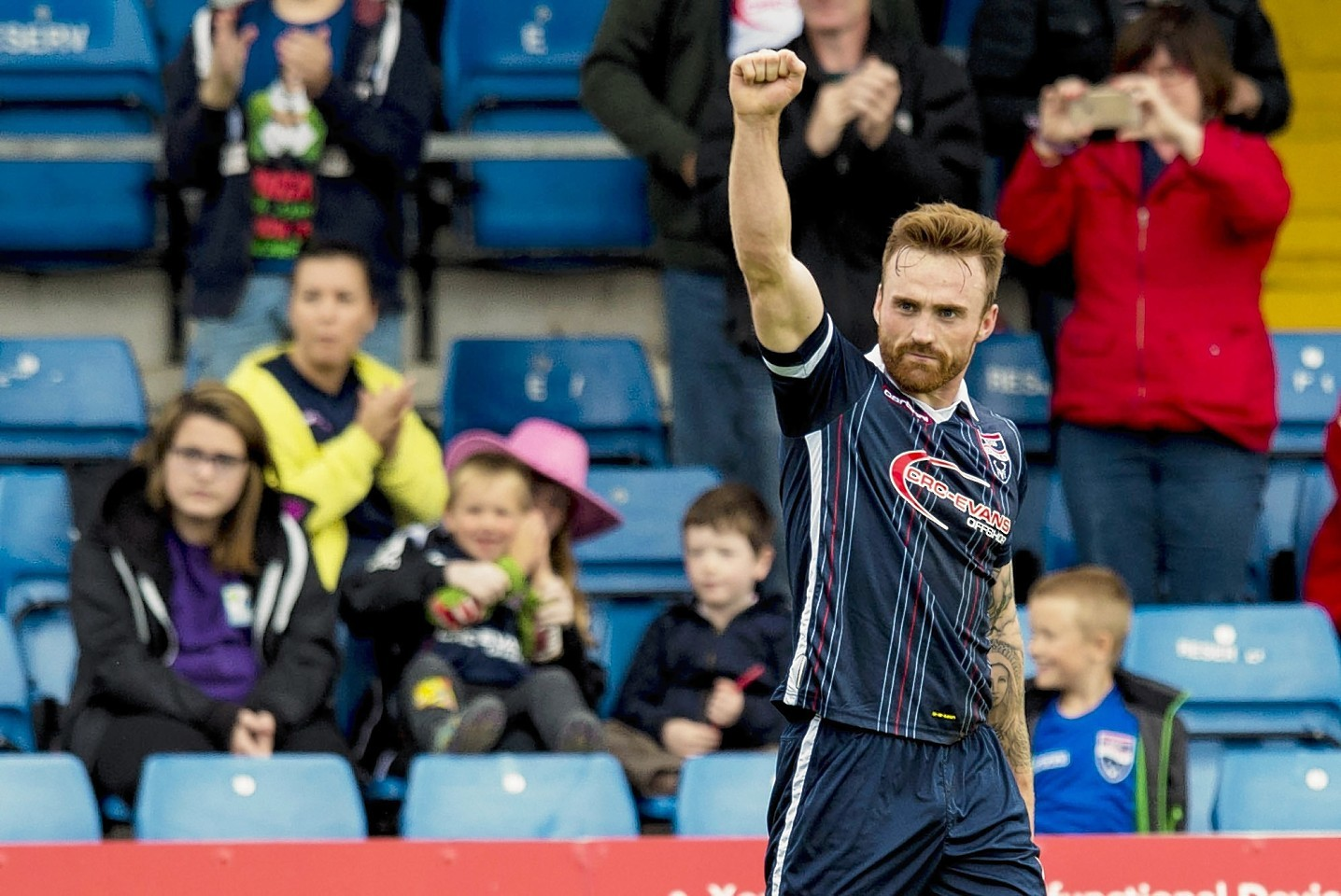 Craig Curran netted an extra-time penalty for County.